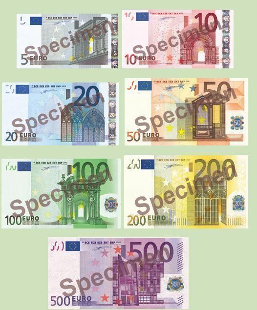 Werken met geldwaarden | Euro's in de klas veel werkbladen!
