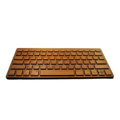 | Houten Bamboe toetsenbord (Bluetooth) voor Apple en Windows | www.wood-stuff.vom | ook verkrijgbaar bij #webshopsonly #conceptstore #Vughterstraat 47,#denbosch