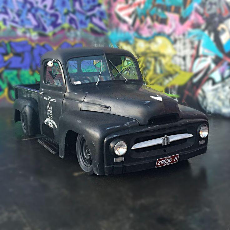 International pickup