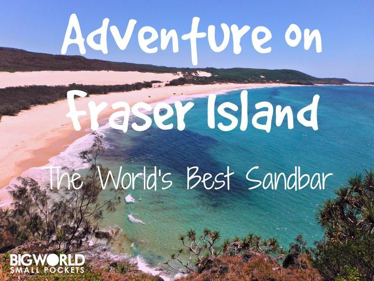 Adventure on Fraser Island, QLD {Big World Small Pockets}