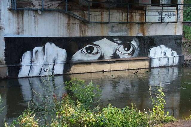 Street Art: un giro per il mondo attraverso l'arte urbana - Parte 1 #ArteDiStrada, #Australia, #Banksy, #Berlino, #Brasile, #CapeTown, #Dublino, #Melbourne, #Mosca, #Murales, #P183, #Russia, #SanPaolo, #StreetArt, #StreetArtist, #Sudafrica http://travel.cudriec.com/?p=4328