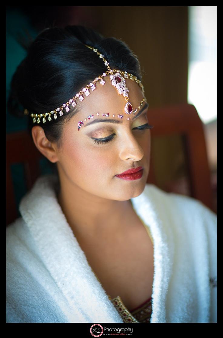 indian bridal makeup chicago - emo makeup