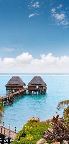 #Jetsetter Daily Moment of Zen: Melia Zanzibar Hotel in Zanzibar, #Tanzania