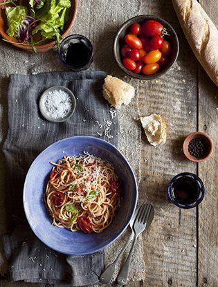 Как правильно готовить итальянские блюда | Marie Claire  Как правильно готовить пасту