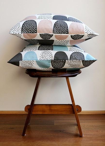 Sokeri cushion by Kauniste