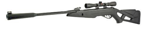 Gamo Silent Cat Air Rifle - http://www.airrifleforsale.com/air-rifles/gamo-silent-cat-air-rifle-2/ - The GAMO Silent Cat Air Rifle with 4X32 Scope, Mounts and PBA Ammunition will change the way you think about hunting with air guns. This high-powered adult air gun is ideal for small game hunting and pest control. The non-removable noise dampener reduces noise by up to 52%. The velocity is an impressive 1,200 feet per second with PBA ammunition or 1,000 feet per second with 0.