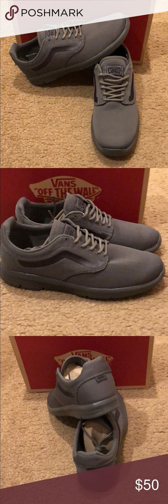 Mono Pewter Iso 1.5+ Vans New in box Vans Shoes Sneakers