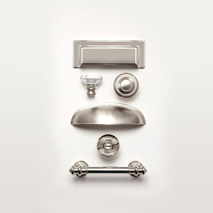 Martha Stewart Living 1-1/4 in. Finial Cabinet Hardware Knob - P20645C-PN-CP at The Home Depot