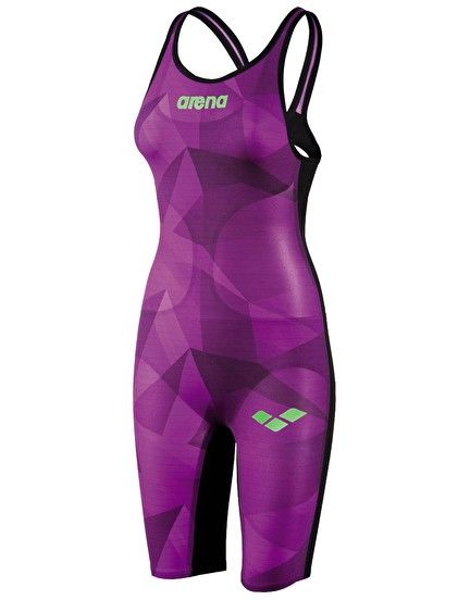 Arena Limited Edition Powerskin Carbon Air Crystal Fighter Short Leg