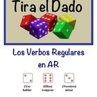 This is a fun an interactive activity for students to practice verb forms and sentences in Spanish.    Students can do this activity in groups of 2, ...
