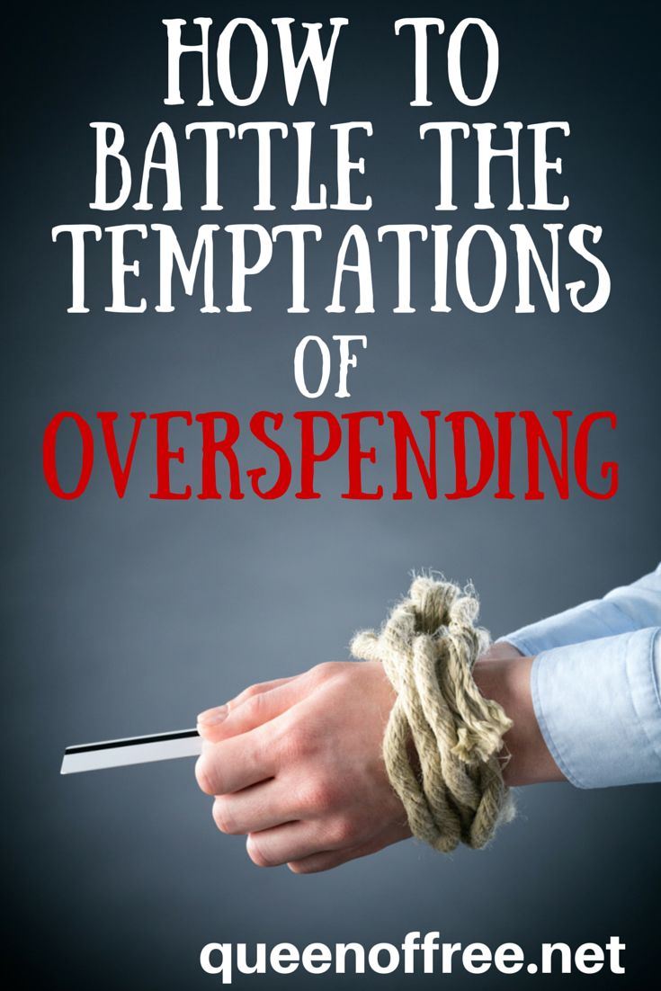 Find yourself spending more than you should? Fight back! This post is filled with simple, out of the box practical tips and spiritual principles to keep you from overspending.