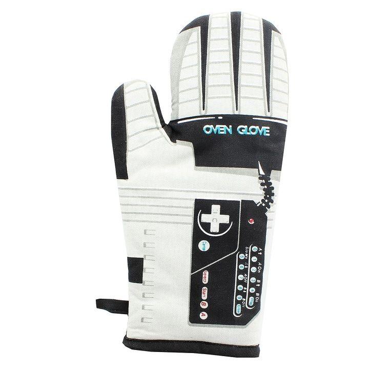 Nintendo Power Glove Oven Glove - Multi