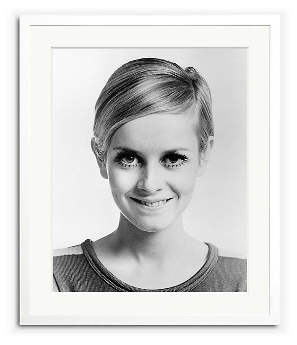 Twiggy in Hollywood | A Nod to Mod | One Kings Lane