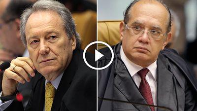 Imagem: Montagem / Folha Política   Os ministros do STF Gilmar Mendes e Ricardo Lewandowski protagonizaram um inusitado bate-boca durante...