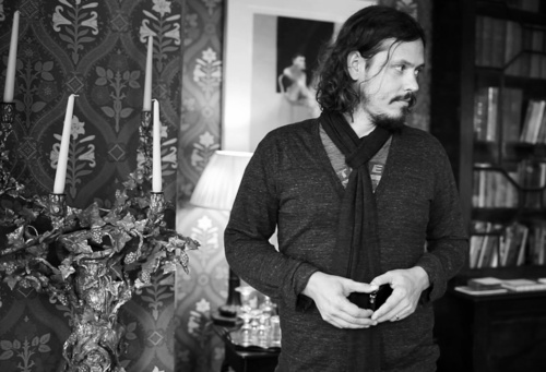 Photography by Allister Ann, John Paul White from the Civil Wars