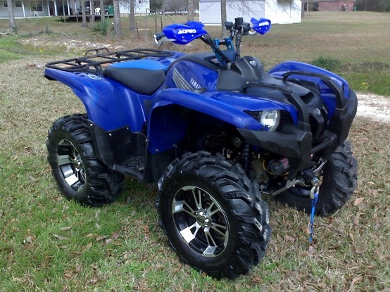 Yamaha grizzly 700 atvs pinterest atv vehicle and for Yamaha mini four wheelers