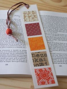 #bookmarks More