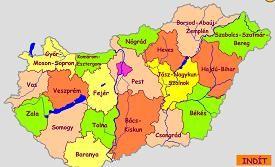 Magyarország megyéi