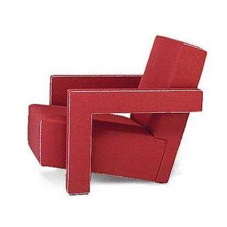 637 Utrecht Chair designed by Gerrit Thomas Rietveld in 1935!