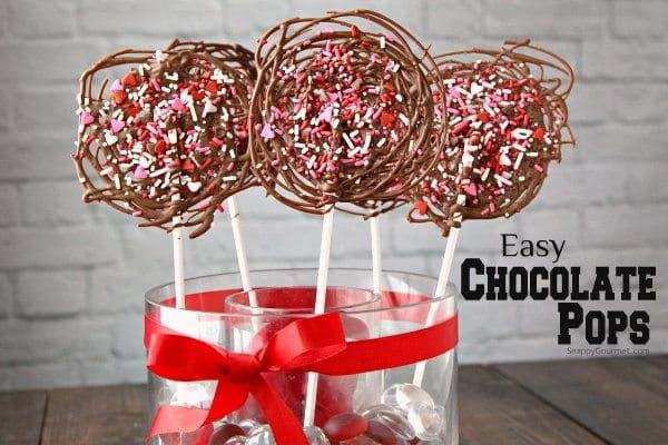 how to make lollipops easy