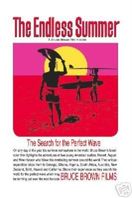 Listed Price: $15.00 Sale Price: $7.49 (24x36) The Endless Summer Movie (Holding Surfboard Description) Poster Print... Read more... $29.95$18.99Buy Here
