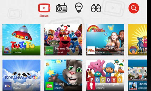 Google launches YouTube for KIDS  http://it-supplier.co.uk/