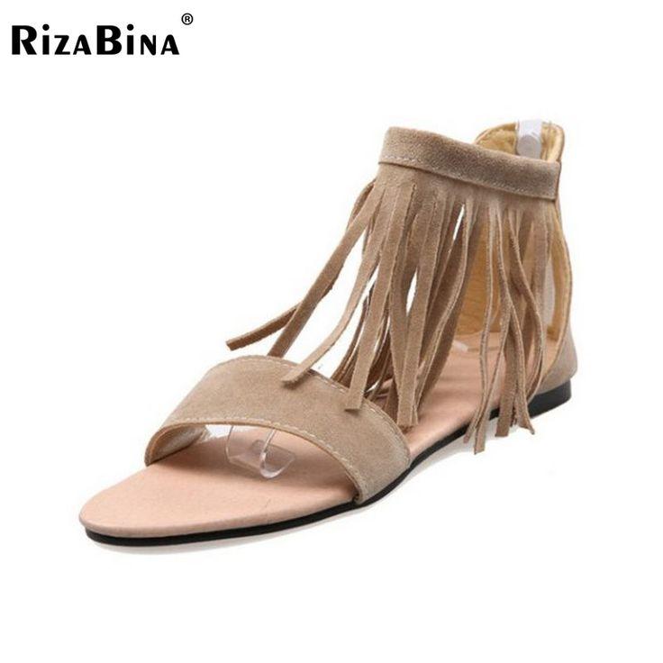 $34.99 (Buy here: https://alitems.com/g/1e8d114494ebda23ff8b16525dc3e8/?i=5&ulp=https%3A%2F%2Fwww.aliexpress.com%2Fitem%2FSize-30-48-Women-Fashion-Flat-Sandals-Ladies-Flip-Flops-Slippers-Tassel-Clip-Toe-Sandal-Gladiator%2F32663660662.html ) Size 30-48 Women Fashion Flat Sandals Ladies Flip Flops Slippers Tassel Clip Toe Sandal Gladiator Sandals Women Footwear PA00674 for just $34.99