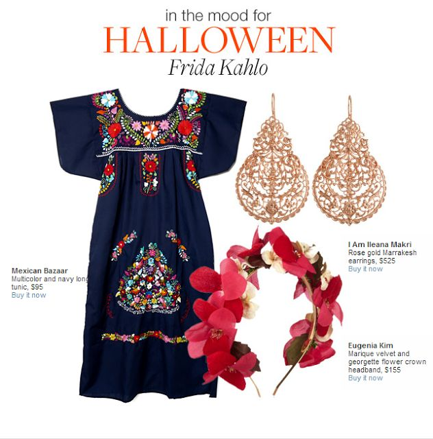 nosotros amamos los vestidos mexicanos
