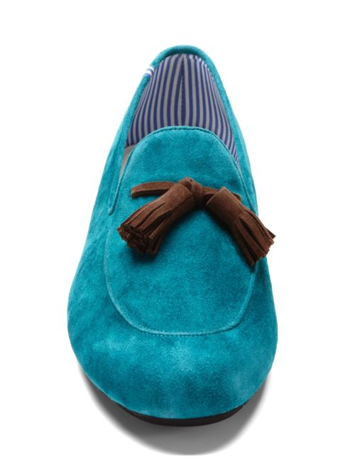 these shoes make me so blue with envy....