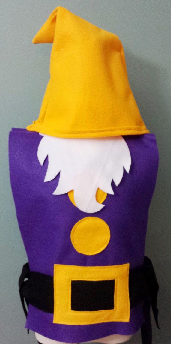 Happy Costume Set Snow White Seven Dwarfs by TeatotsPartyPlanning