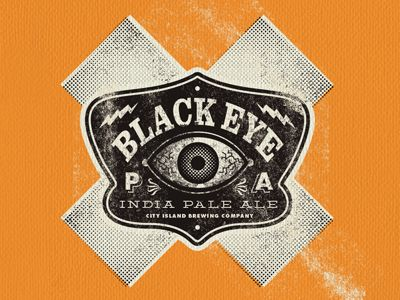 Black Eye Pale Ale by Bennie Kirksey Wells