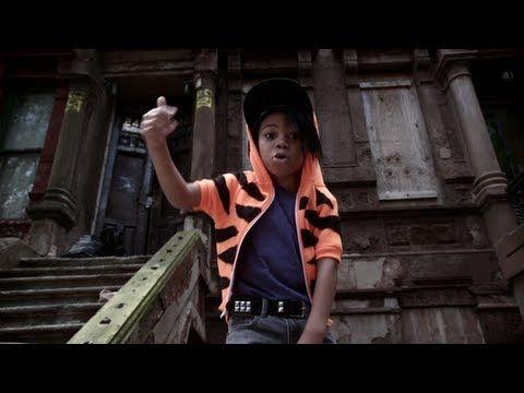 funny destructive little boy rapper in Brooklyn; Danny Brown - Grown Up (Scion AV - OFFICIAL VIDEO)
