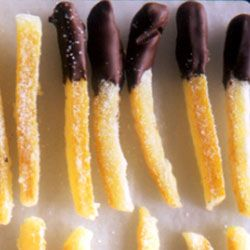 Candied Orange Peels Recipe | SAVEUR
