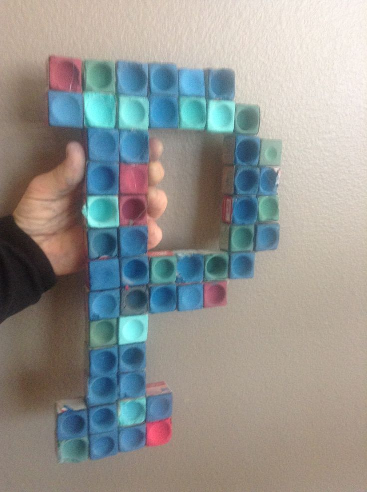 How to Make Wall Art With Recycled Cue Chalk