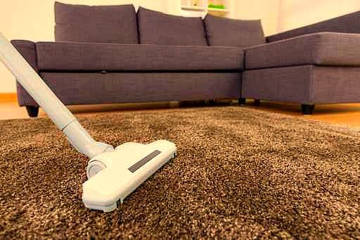 Dry carpet cleaning takes place on a carpet with extra fine fibers and it…