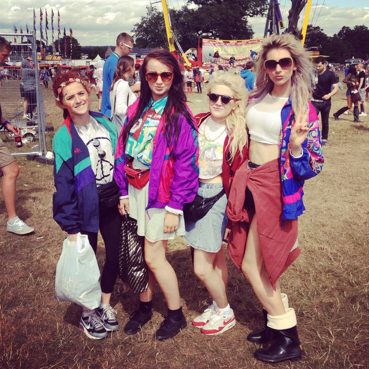 80s All The Way Baby Uk Festival Fashion Rerepresent I