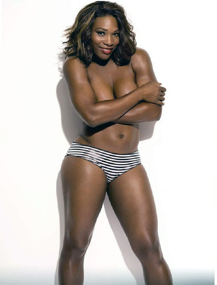 Serena Williams Boobs Pics  Serena Williams  Pinterest -7638