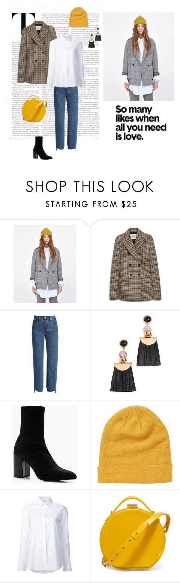 """""""12/11"""" by dorey on Polyvore featuring Mulberry, Vetements, Lizzie Fortunato, Billabong, Misha Nonoo and Nico Giani"""