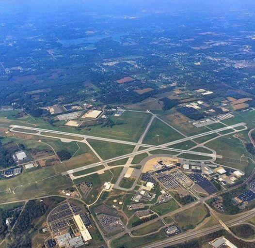 Akron-Canton Airport (CAK), Ohio, USA
