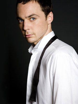 Jim Parsons aka Sheldon Cooper...Bazinga! <3
