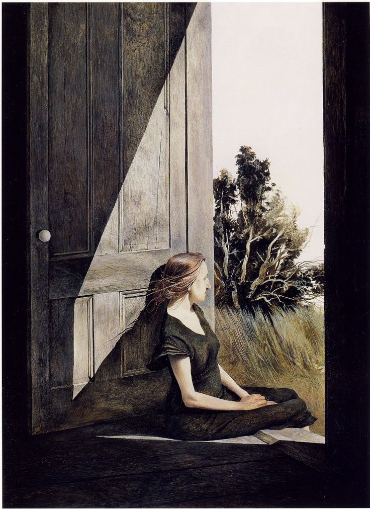 andrew wyeth | Andrew+Wyeth,+Christina+Olson,+1947.jpg