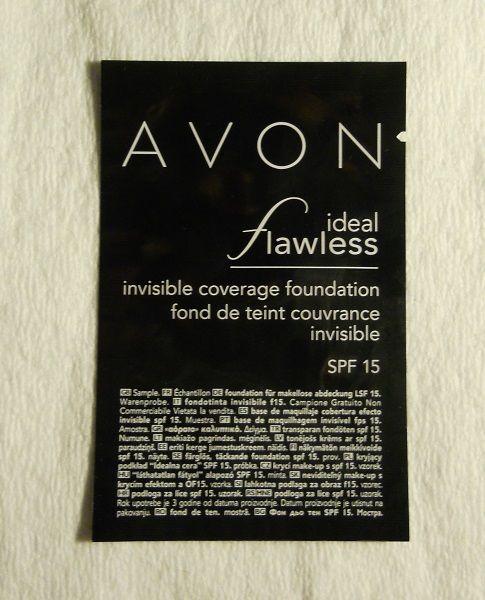 #Avon # IdealFlawless Invisible #Coverage #freesample #campionegratuito #fondotinta #fondotintaliquido #avon #ilviaggiointornoalsole