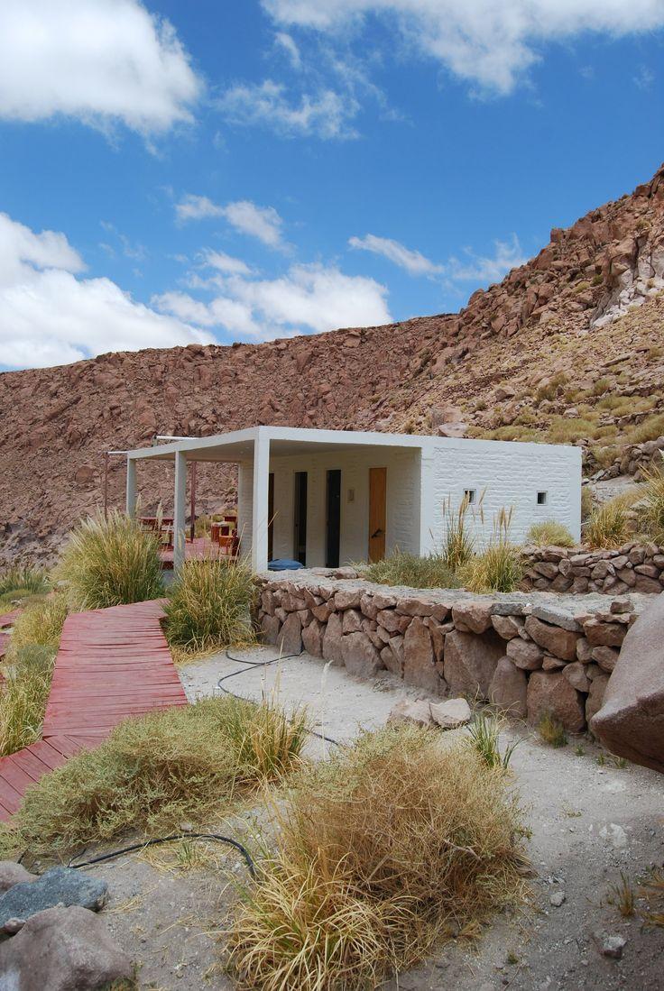 Termas de Puritama, Atacama, Chile/ by Germán del Sol