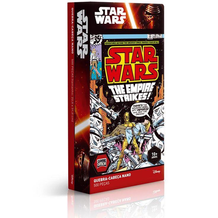 Quebra-Cabeça Nano Star Wars Stormtroopers 500 Peças Toyster -Brinquedos - Até 500 Peças - Walmart.com