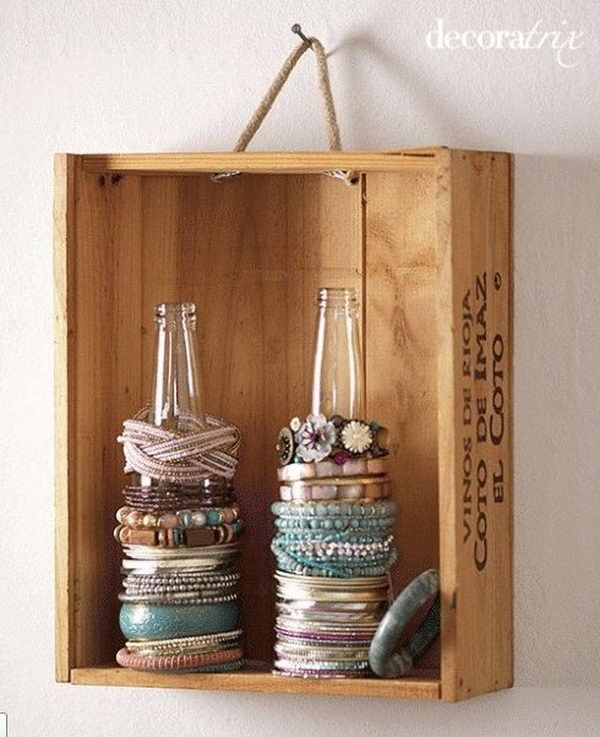 191 best Jewelry Storage images on Pinterest Jewellery storage