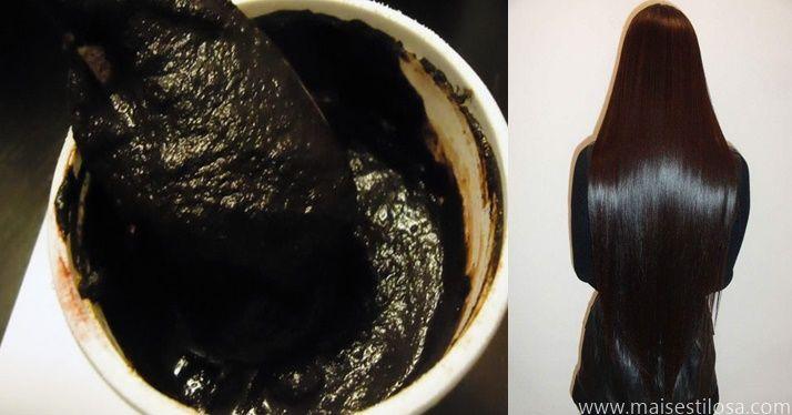 Aprenda como escurecer o cabelo branco naturalmente com café, chá mate, chá preto, henna, sálvia e alecrim. São varias receitas. Clique e confira!