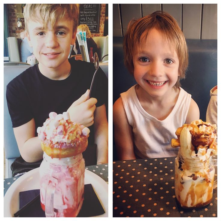 Freakshakes at The Riviera, Selsey