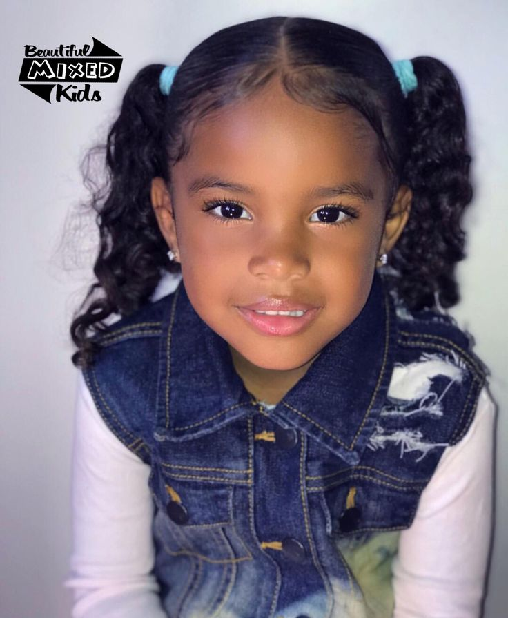 Brooke Marie - 3 Years • Mom: African American, Native American & Creole • Dad: Mexican & Irish ♥️ FOLLOW @BEAUTIFULMIXEDKIDS http://instagram.com/beautifulmixedkids
