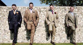 Groomsmen...! Nice photo..!