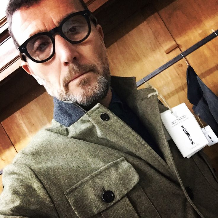 At Work - Archivio Romano Ridolfi - vintage Field Jacket www.georges.it